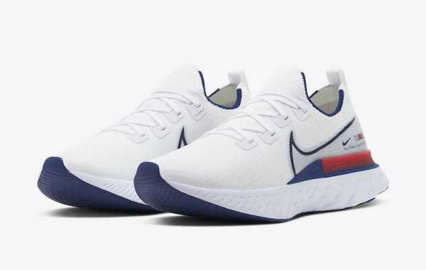 Nike React Infinity Run Blue Ribbon is Available Now