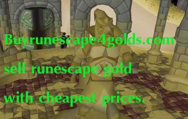 Your runescape gold is one of your best tools for game!