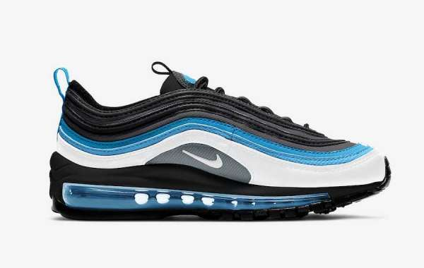 2020 Nike Air Max 97 GS AQUA BLUE for Sale
