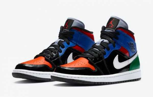 When Will Air Jordan 1 Mid SE WMNS Multi Patent to Arrive ?