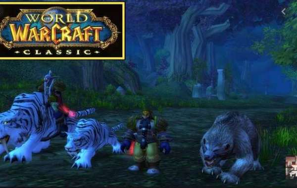 World of Warcraft Classic recreated the original movie of World of Warcraft in 2004