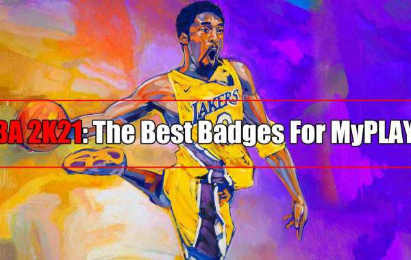 NBA 2K21: The Best Badges For MyPLAYER