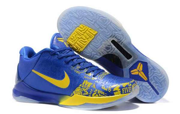 """Nike Kobe 5 Protro """"5 Rings"""" Concord/Midwest Gold 2020 CD4991-400 For Sale Online"""