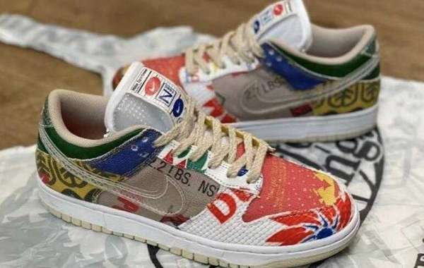 """Nike Dunk Low """"Thank You For Caring"""" to Release Very Soon"""