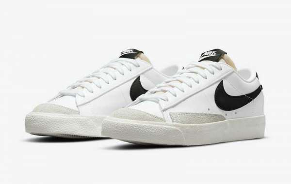 Nike Blazer Low White/Black 2021 New Arrival DC4769-102