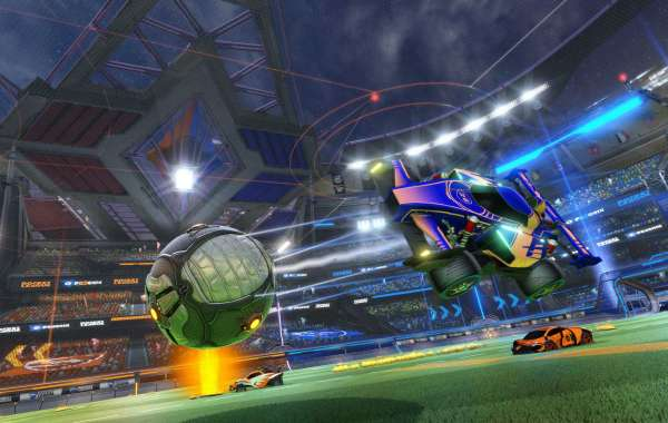 Rocket League launched on Steam at the identical day