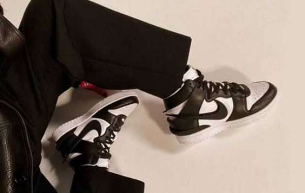 """Where To Buy Nike Dunk High """"White/Black"""" Shoes ?"""