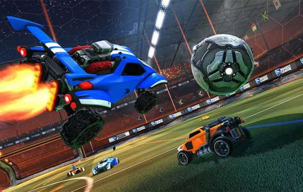 Rocket League the vehicular footy favorite from Psyonix