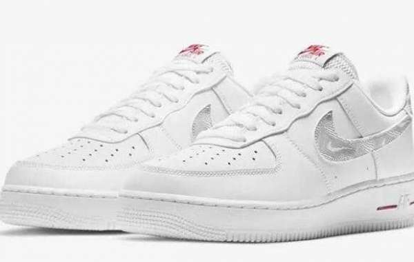 Nike Air Force 1 Low Topology Pack white to Release on Jan 28th 2021