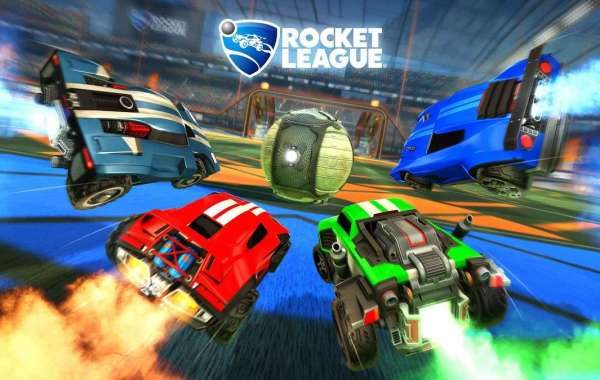 Rocket League has produced masses of cosmetics due to