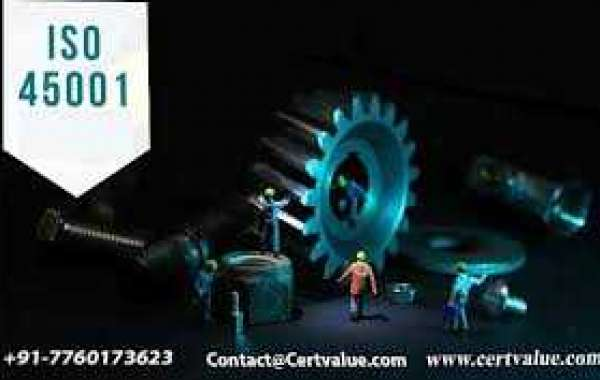 How can ISO 45001 help be manufacturing companies