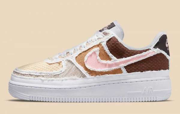 "Nike Air Force 1 Low ""Fauna Brown"" 2021 New Arrival DJ9941-244"