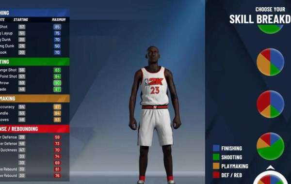 2K performing their best to provide the type of visual experience