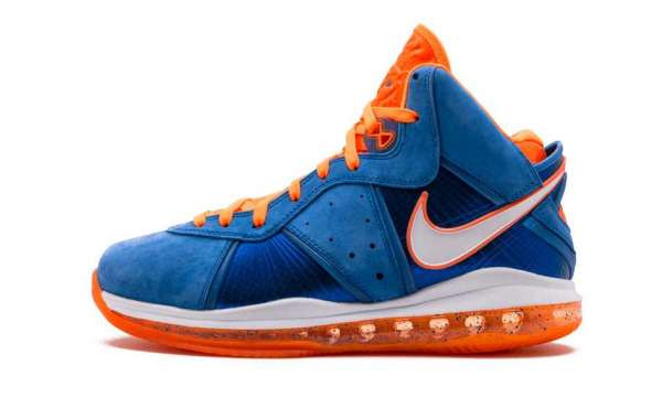 "Nike LeBron 8 ""HWC"" CV1750-400 already on sale, you should like it"