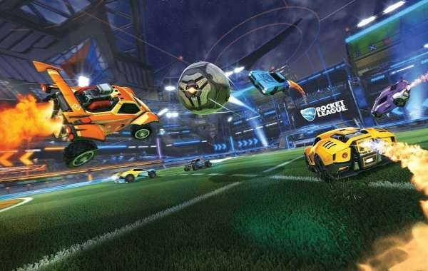 Rocket League may also be to be had for the primary time