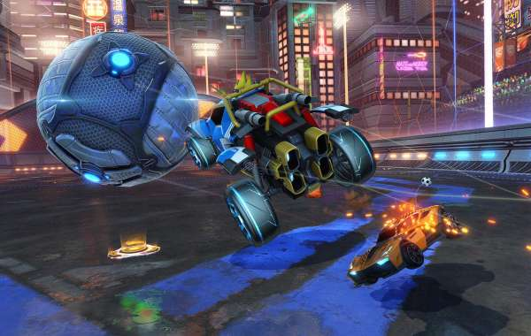 Rocket League Trading include air rolling so on urge