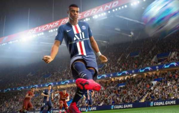 FIFA 22 Ratings - Kylian Mbappe's overall data has been upgraded