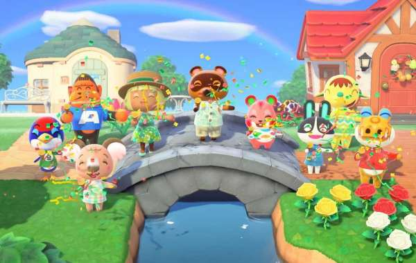 Animal Crossing capabilities a group of unique villagers
