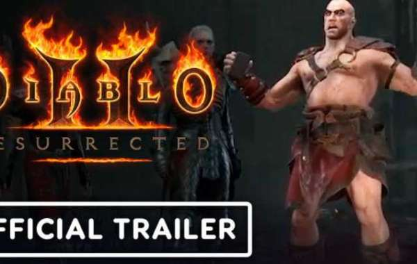 What role does Light Radius play in Diablo 2: Resurrected?