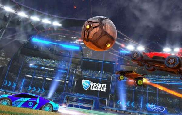 Rocket Leagues enchantment obviously rests on its competitive play
